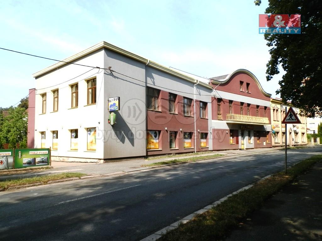 Prodej, komerční prostory, Hronov, ul. Hostevského