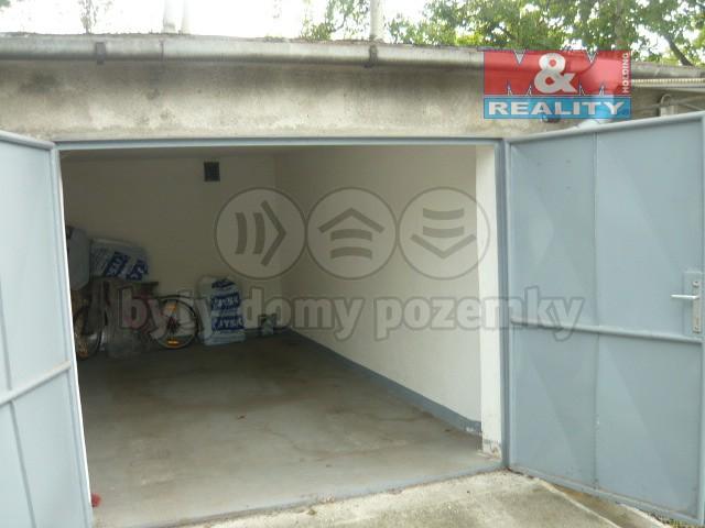 Prodej, garáž, 17 m2, Havířov - Město, ul. Moskevská
