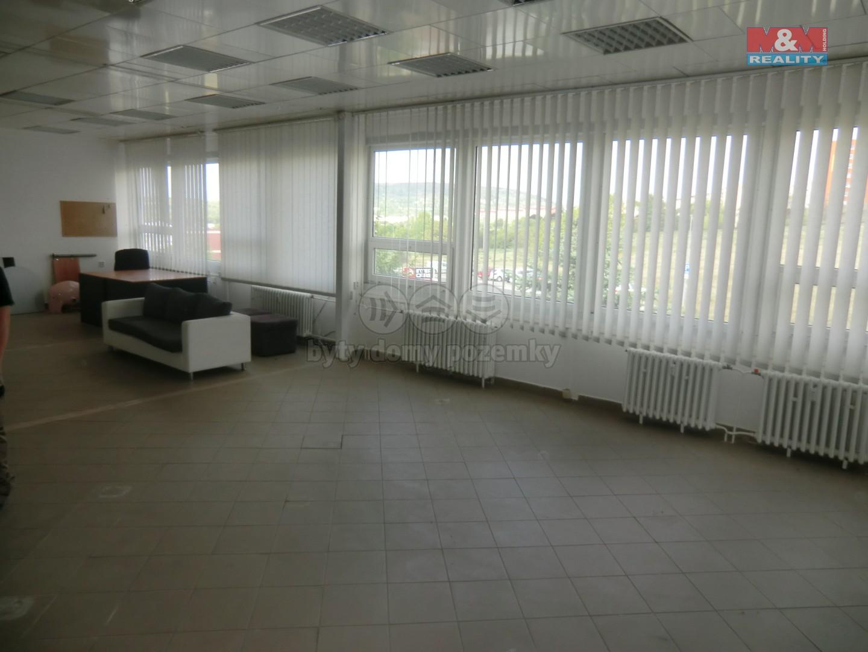 Pronájem, kancelářský prostor, 78 m2, Most, ul. Obchodní