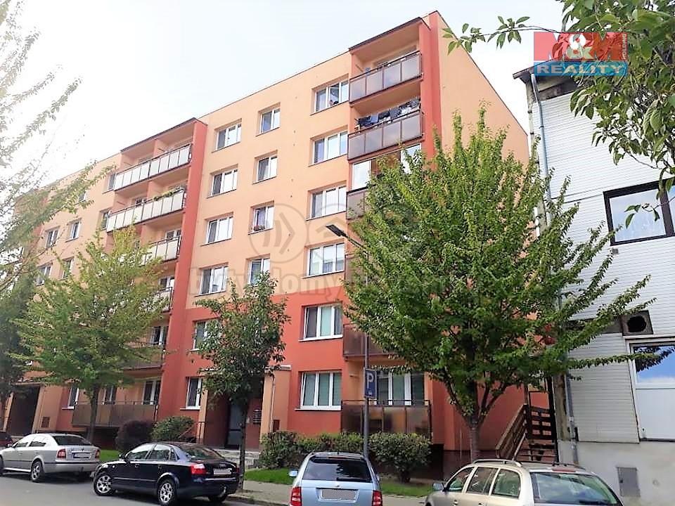 Prodej, byt 1+1, Bohumín, ul. Kostelní