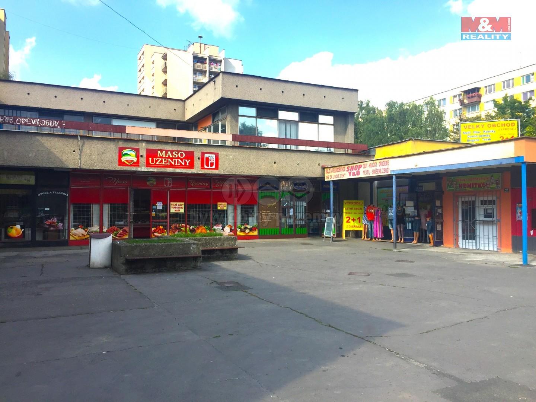 Pronájem, komerční prostor, 36 m2, Orlová, ul. U Moravy