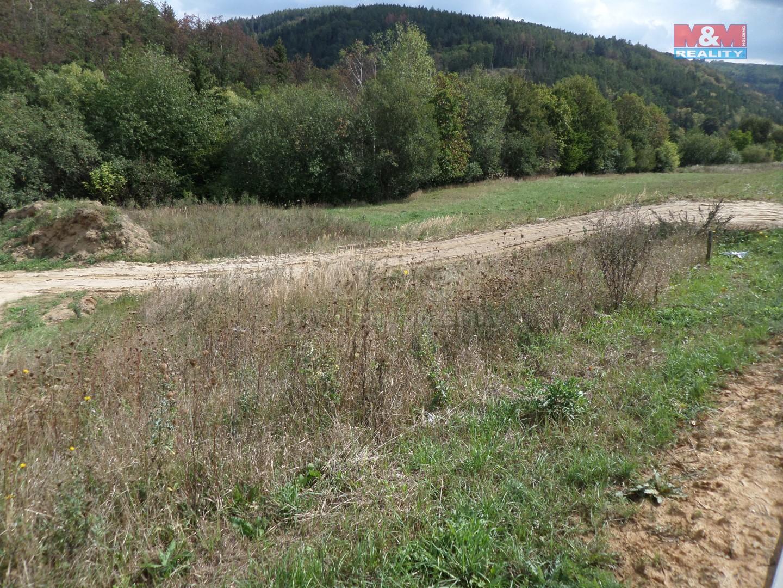 Prodej, pozemek, 821 m2, Lomnice u Tišnova