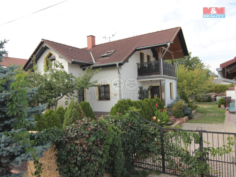 Prodej, rodinný dům 5+1, 213 m2, Stračov