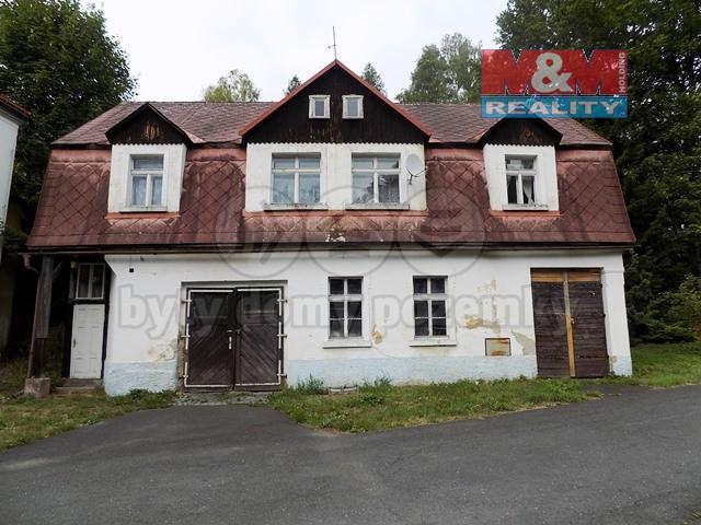 Prodej, Rodinný dům, 334 m2, Krásná Lípa - Krásný Buk