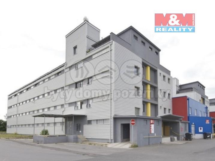 Pronájem, sklad, 163 m2, Praha 9 - Horní Počernice