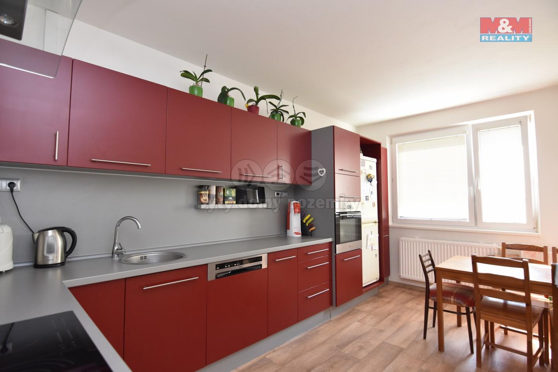 Podnájem, byt 3+1, 75 m2, Liberec, ul. Pazderkova