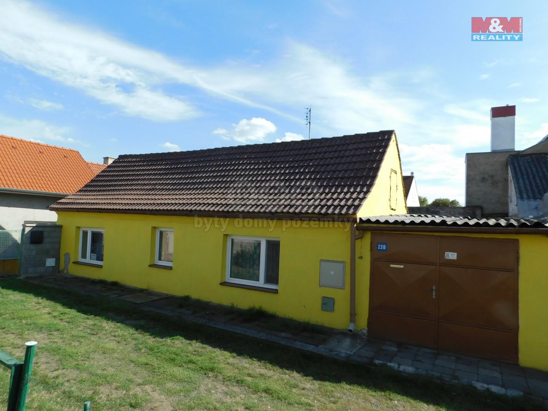 Prodej, rodinný dům 3+1, 155 m2, Libochovice, ul. Pivovarská