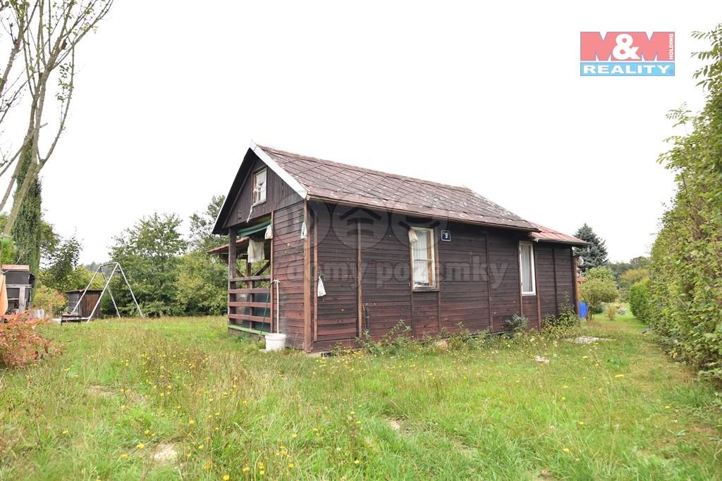 Prodej, chata, 15 m2, Markvartice v Podještědí