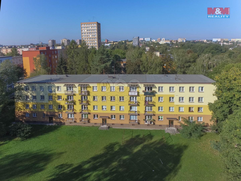 Prodej, byt 3+kk, 60 m2, Ostrava, ul. Karla Pokorného