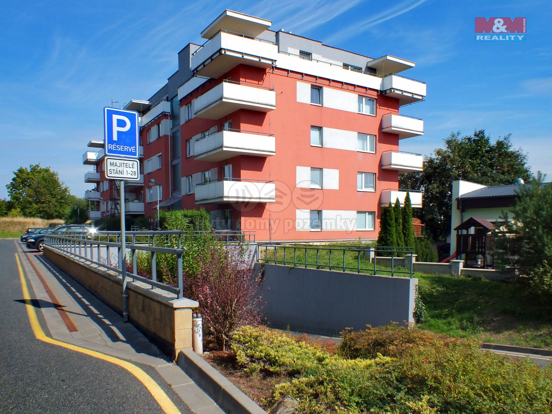 Prodej, byt 2+kk, 68 m2, Olomouc, ul. Mošnerova, terasa