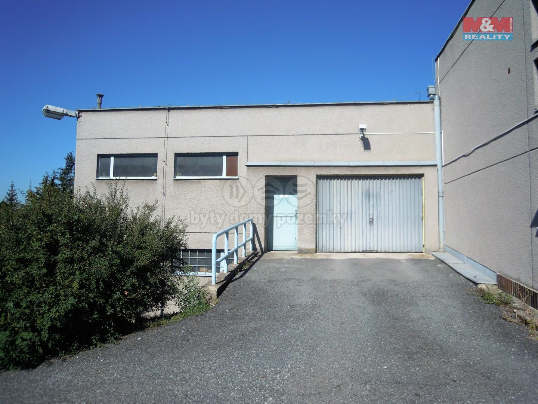 Prodej, garáž, 14 m2, Plzeň, ul. Ke Špitálskému lesu