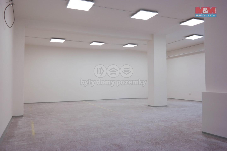 Pronájem, komerční prostory, 98 m2, Třinec