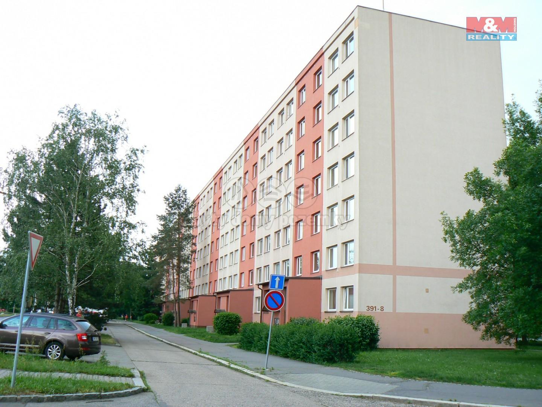 Prodej, byt, 3+1, 55m2, Pardubice, ulice Bělehradská