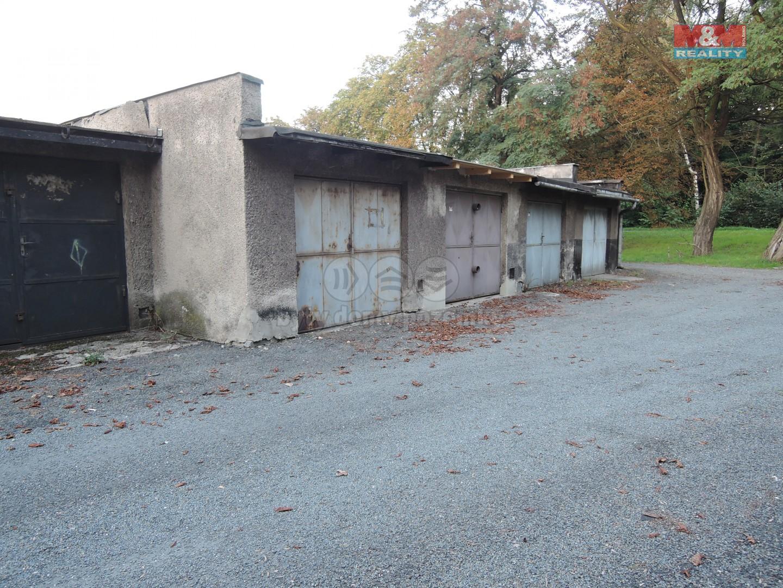 Prodej, garáž, Ostrava - Radvanice, ul. Na Hrázkách