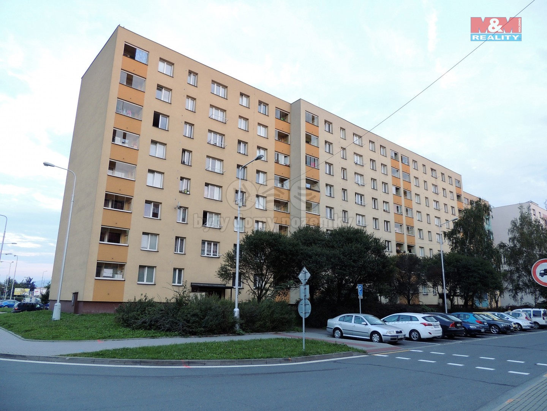 Prodej, byt 3+1, 70 m2, Frýdek - Místek, ul. Jana Čapka