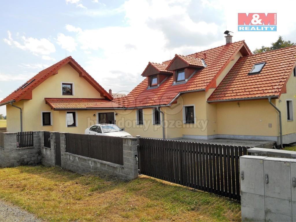 Prodej, rodinný dům, 1136 m2, Vítějeves