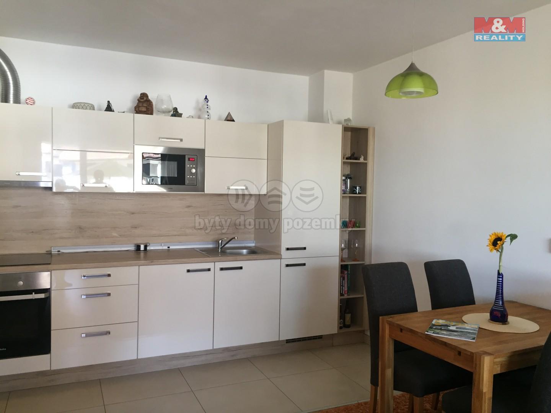 Prodej, byt, 1+kk, 42 m2, Moravany, ul. Višňová