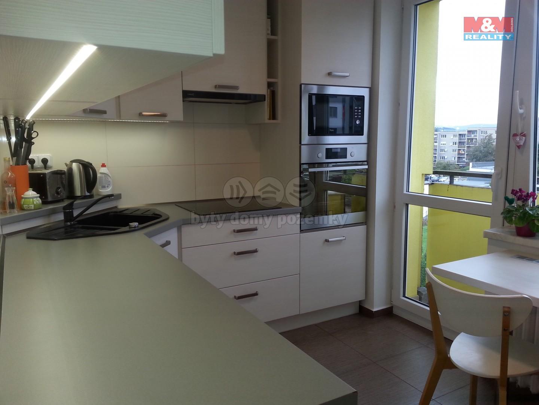 Prodej, byt, 3+1, 80 m2, OV, Boskovice