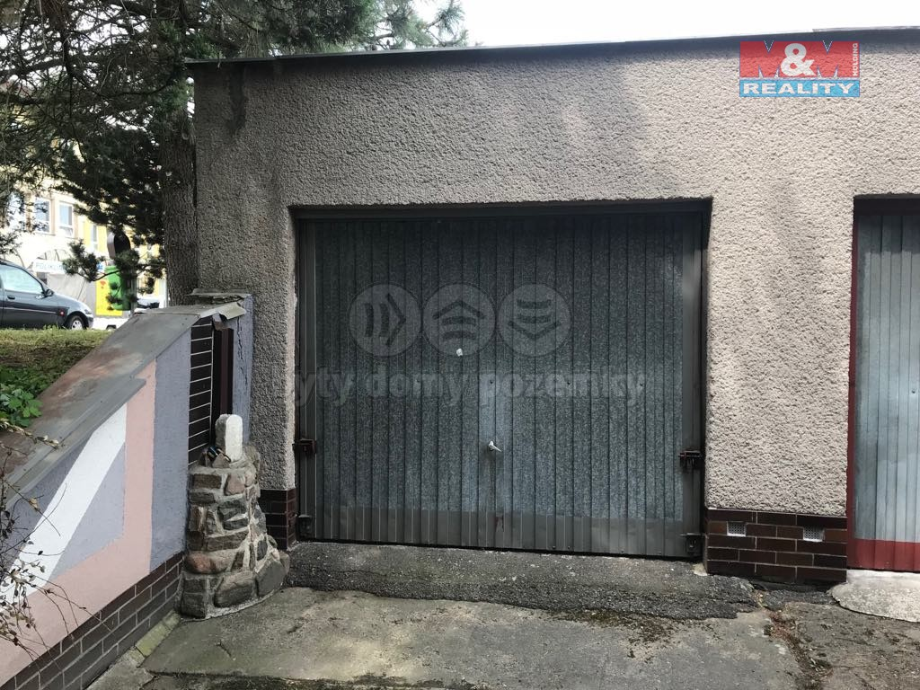 Prodej, garáž, 20 m2, Žamberk, ul. U Polikliniky