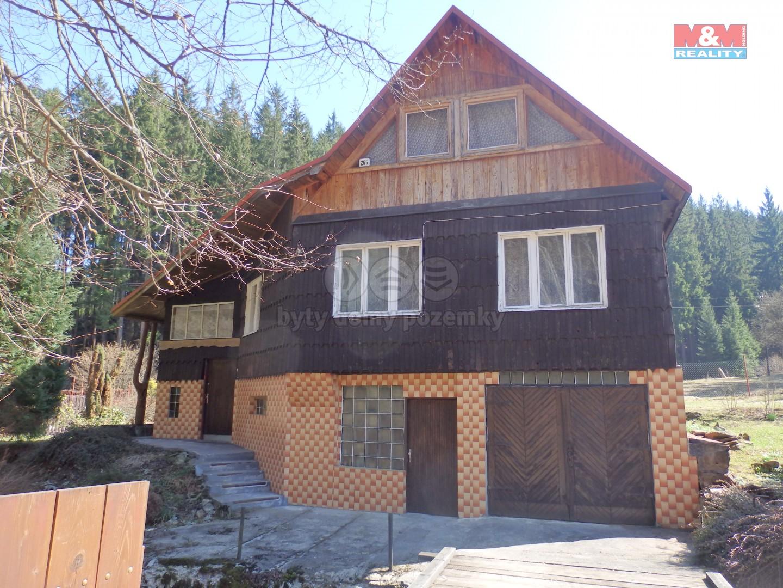 Prodej, chata 5+1, 270 m2, Makov