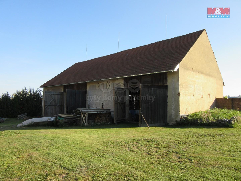 Prodej, zemědělská usedlost, 950 m2, Jarov u Blovic