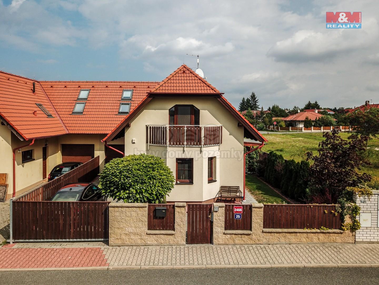 Prodej, rodinný dům 4+1, 149 m2, Praha 9, ul. Dražická