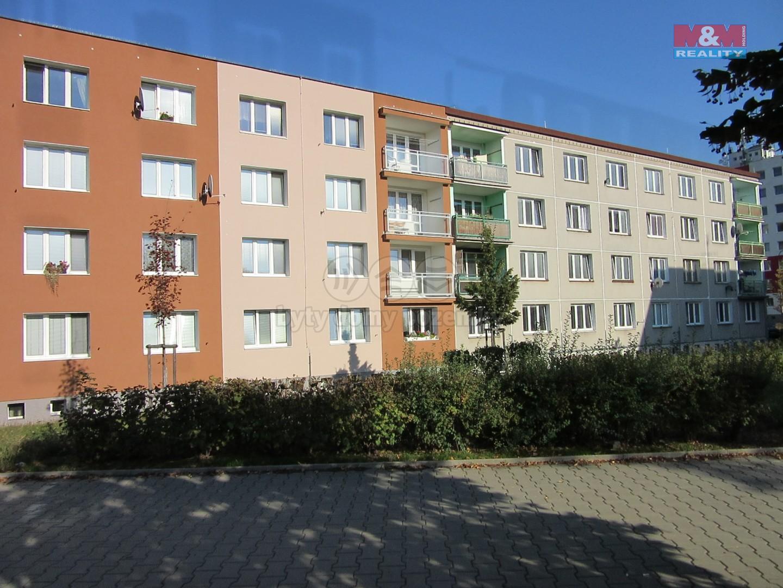 Prodej, byt, 1+1, OV, 42 m2, Třemošná, ul. Budovatelská