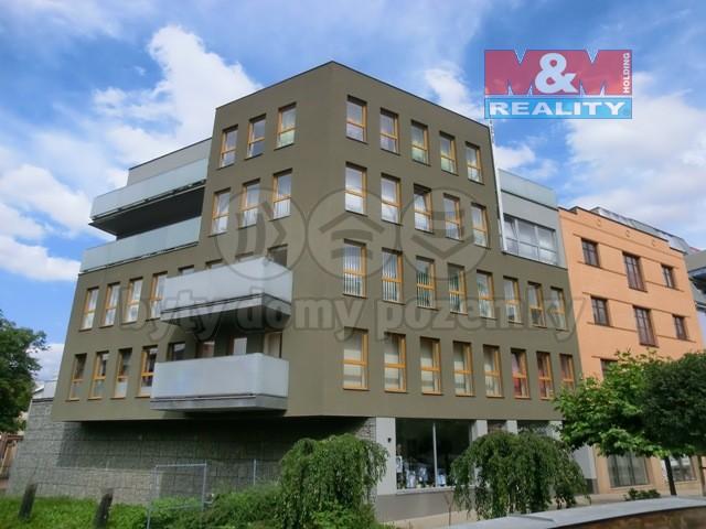 Pronájem, byt 2+kk, 77 m2, Liberec, ul. Hrazená