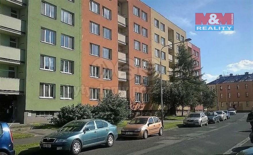 Pronájem, byt 1+1, 40 m2, Ostrava - Přívoz , ul. Arbesova