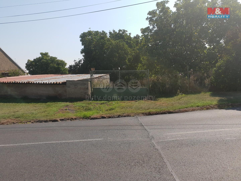 Prodej, stavební parcela, 3413 m2, Vilémov - Blov