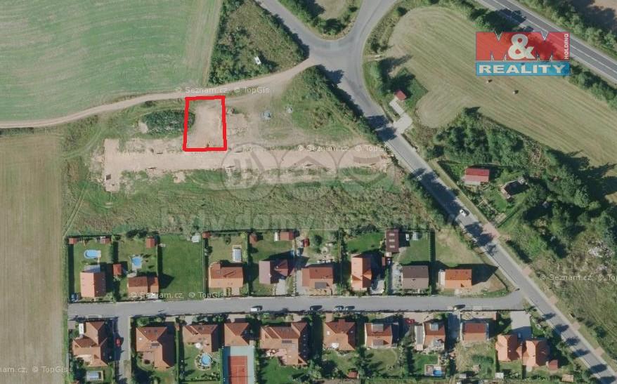 Prodej, stavební parcela, 703 m2, Chotíkov