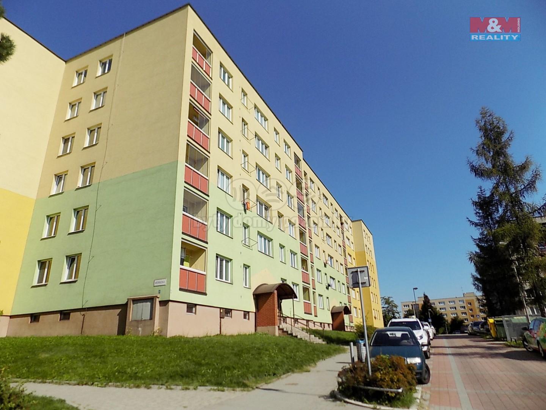 Pronájem, byt 2+1, 44 m2, Havířov - Šumbark, ul. Konzumní