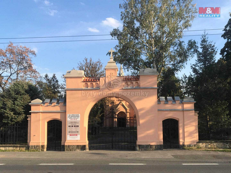 Prodej, hrob, 3 m2, Plzeň - Svrňany, Domažlická třída