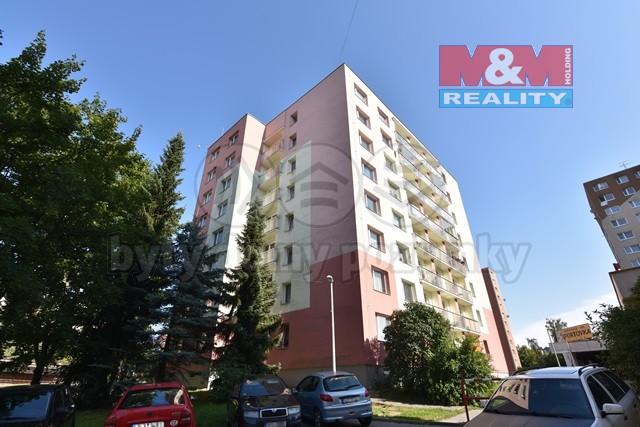 Prodej, byt 1+1, 39 m2, DV, lodžie, Jablonec nad Nisou