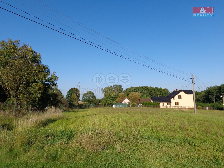 Prodej, stavební pozemek, 1617 m2, Petrovice u Karviné