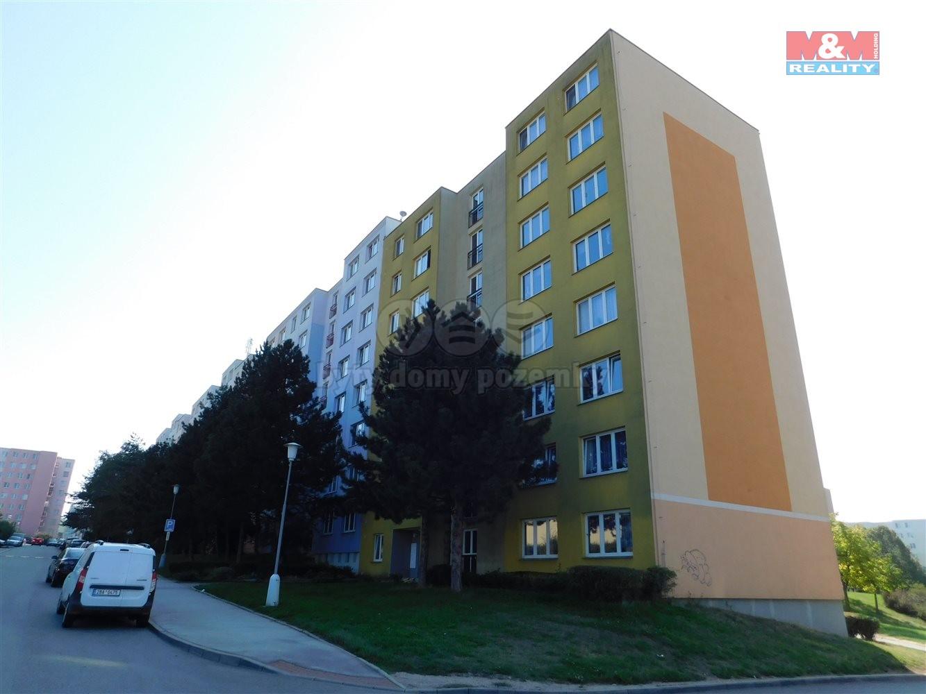 Prodej, byt 2+kk, 46 m2, OV, Brno