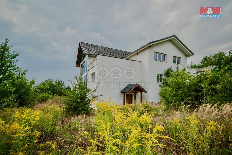 Prodej, rodinný dům, 643 m2, OV, Praha 9 - Horní Počernice