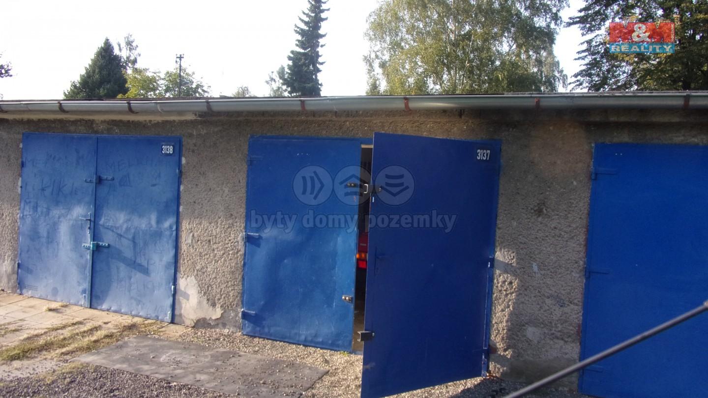Prodej, garáž 21 m2, Havířov - P. Suchá, ul. Hornická