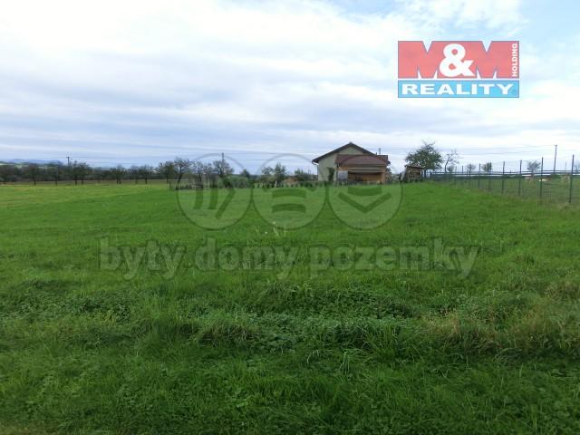 Prodej, stavební parcela 1551 m2, Těrlicko, ul. Svažná