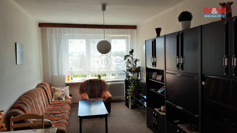 Pronájem, byt 2+1, 57 m2, Dolní Benešov, ul. Osada Míru