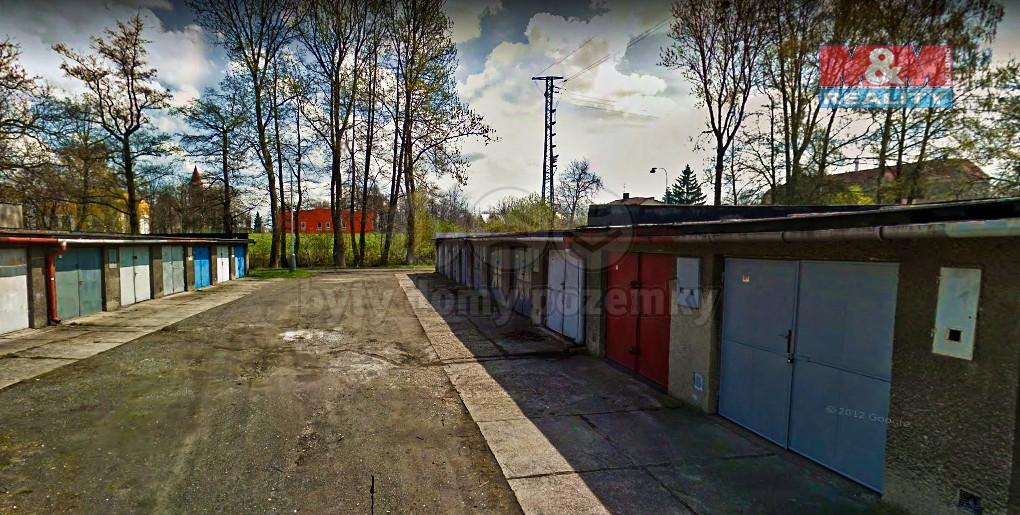 Prodej, garáž, Ostrava - Kunčičky, ul. Pstruží