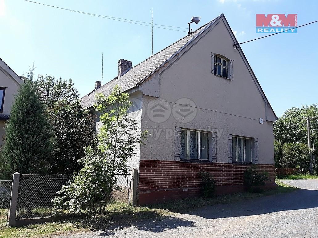 Prodej, chalupa 4+1, 1033 m2, Číčov