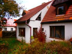 Prodej, rodinný dům 3+1, 80 m2, Vroutek