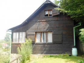 Prodej, chata 3+1, Všenory - Praha - západ