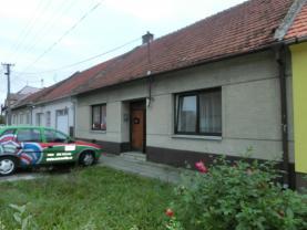 Prodej, rodinný dům, 567 m2, Sokolnice, ul. Brněnská