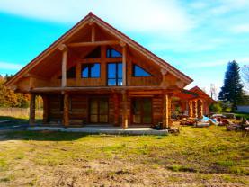 Prodej, rodinný dům 4+1, 6494 m2, Milý