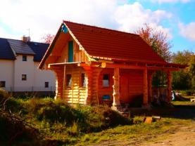 Prodej, rodinný dům 1+1, 60 m2, Milý