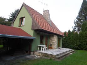 Prodej, chata 3+1, 695 m2, Louňovice