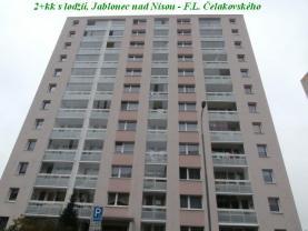 Prodej, byt 2+kk, 40 m2, OV, Jablonec nad Nisou - Mšeno