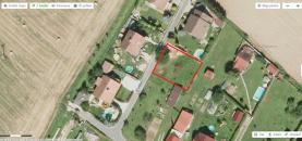 Prodej, stavební pozemek, 501 m2, Rapotín